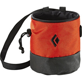 Black Diamond Mojo Zip Chalkbag S-M, rust